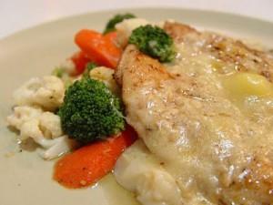 Рецепт рыбы в сметане с фото
