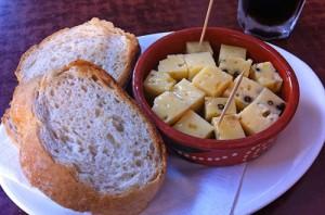 Рецепт маринованного сыра