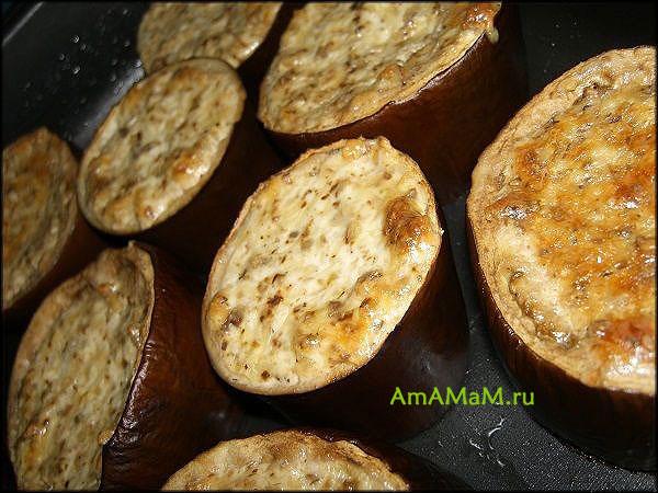 Рецепт фаршированных баклажанов - вкусная и простая еда!