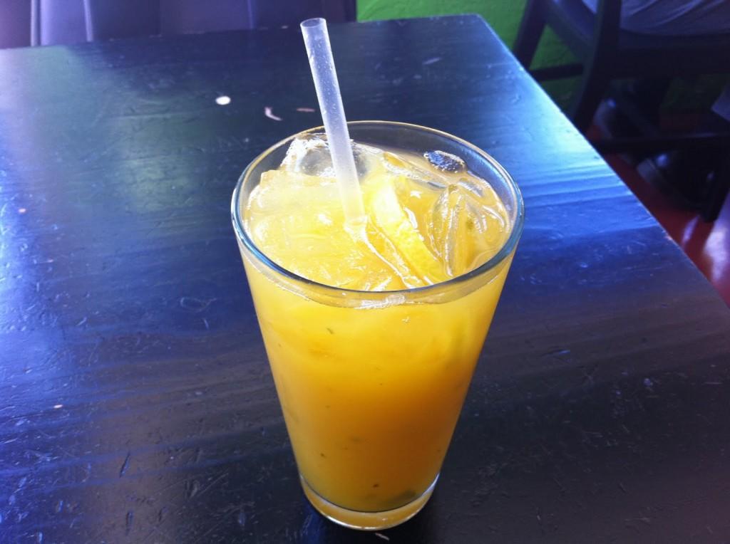 Приготовление домашнего лимонада из лимонов с манго - простой рецепт вкусного напитка