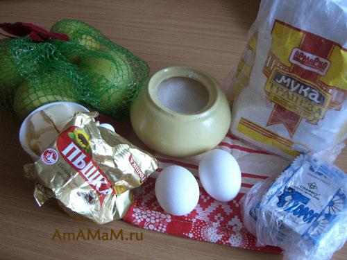 Рецепт легкого пирога на скорую руку - очень вкусная домашняя еда