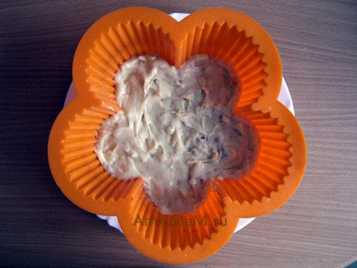 Приготовление пирогов и кексов в силиконовых формах - фото