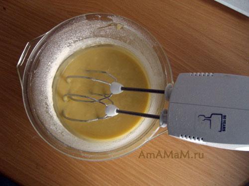 Рецепт простого и вкусного кекса с фото