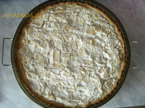 Что испечь с яблоками - рецепт и фото пирога и кекса