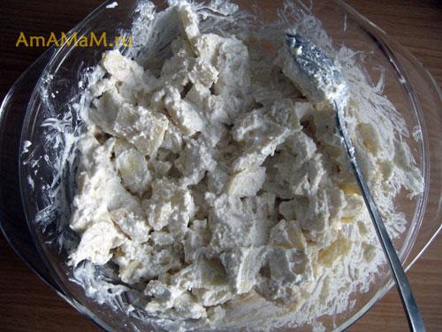 Пироги с яблоками на скорую руку - простой рецепт с подробными фото