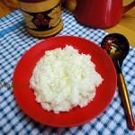 Рисовая каша на молоке (2 рецепта)