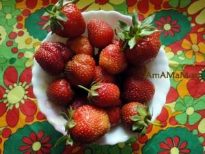Фото клубники и рецепт вкусного десерта