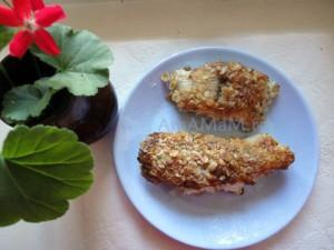 Рецепт панировки макруруса и другой расползающейся и влажной рыбы
