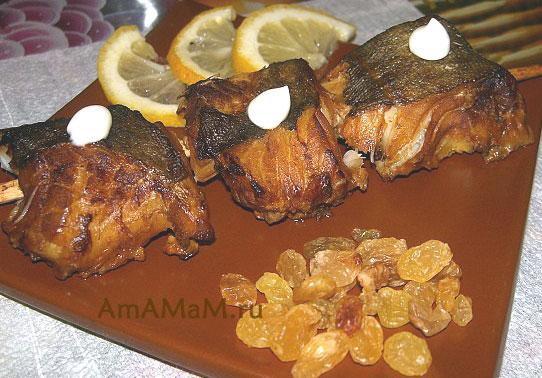 Шашлык из рыбы в домашних условиях - фото и легкий рецепт