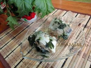 Что сделать из пикши - рецепт с фото