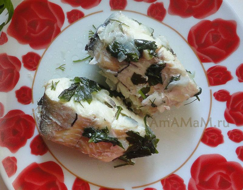 Рыба пикша - простой и вкусный рецепт приготовления с фото