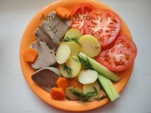 Что готовить из свиного языка - рецепт отварного свиного языка и советы по приготовлению