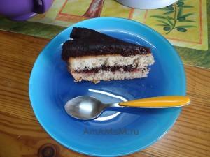 Рецепт простого домашнего торта на скорую руку