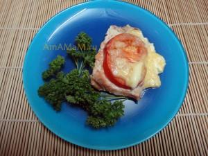 Что приготовить из горбуши - постой рецепт запекания рыбы в духовке (под шубой)