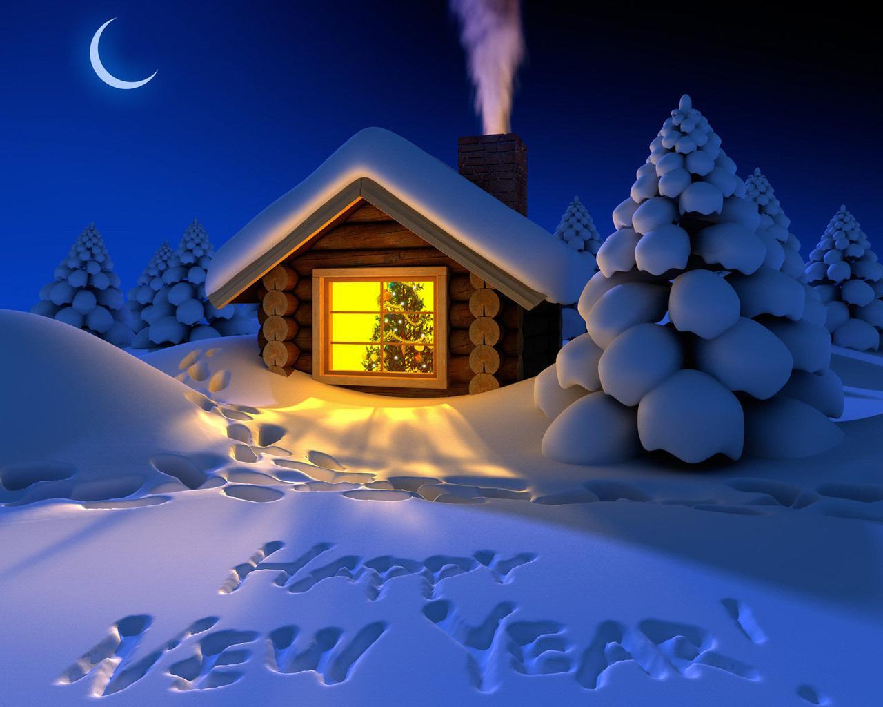 Снять дом на новый год — тула ясная