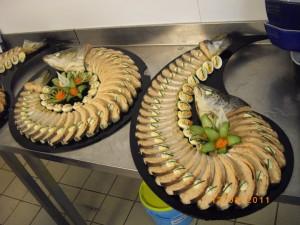 Красивые праздничные блюда