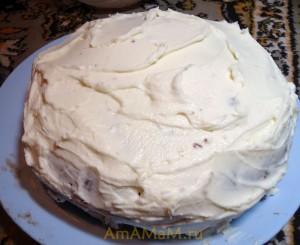 Вкусная домашняя еда для праздничного стола - Шоколадный торт