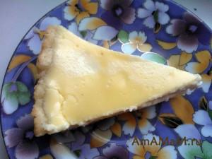 Рецепт чизкейка с фото