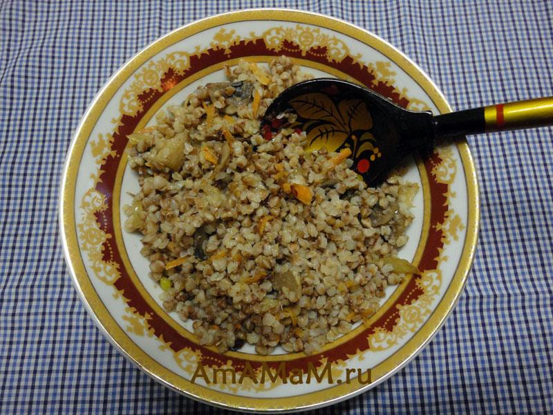 Как варить гречку - рецепт и фото