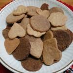 Рецепт валентинок- печенья