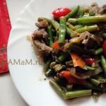 Как потушить баранину с овощами - вкусный рецепт с фото