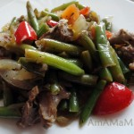 Готовим в сковороде вок - вкусное восточное блюдо из баранины с овощами