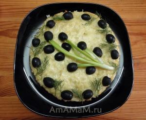 Рецепт картофельного пирога из сырой картошки