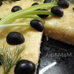 Блюдо из картофеля с маслинами