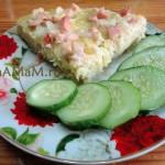 Что сделать на ужин из картошки и бекона - рецепт пирога