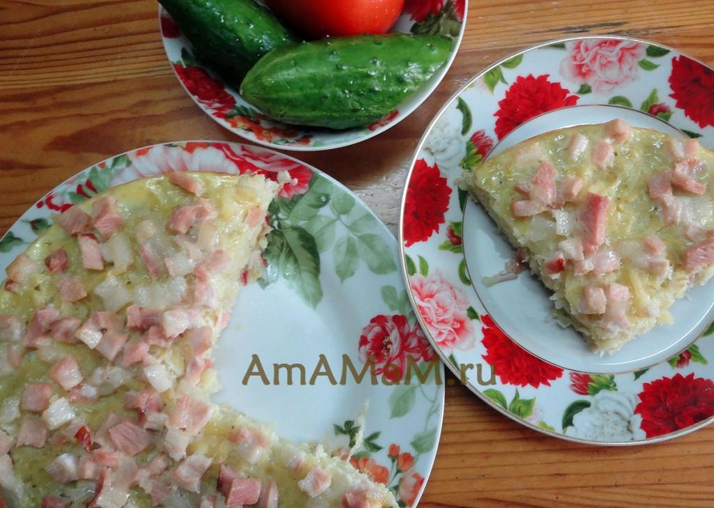 ужин для мужа рецепты с фото