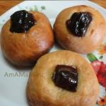 Как приготовить пирожки с мармеладом - рецепт вкусной постной выпечки