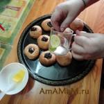 Рецепт печеных пирожков из постного теста