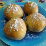 Постные пирожки (мармелад, цукаты, варенье)