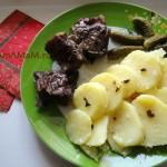 Что приготовить к баранине - простой рецепт вкусного ужина