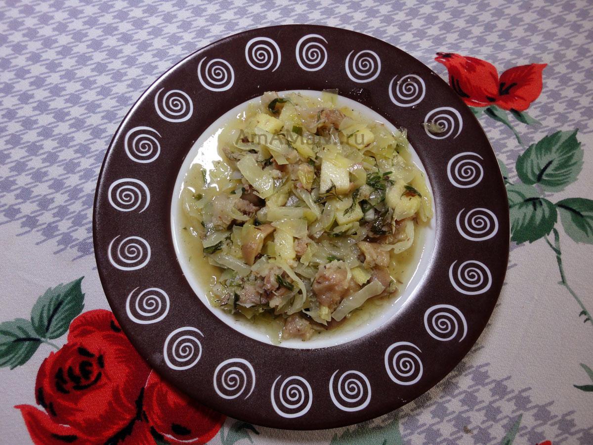 Рецепты блюд для 9 месячного ребенка с фото