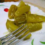 Салат Огурцы с растительным маслом и кориандром (закуска на зиму)