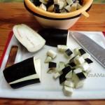 Фото нарезки баклажанов кубиками