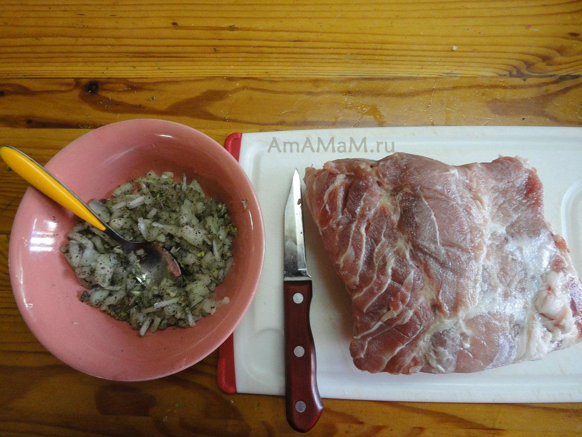 Как правильно сделать буженину из свинины