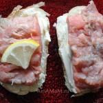 Домашний посол красной рыбы - рецепт и фото