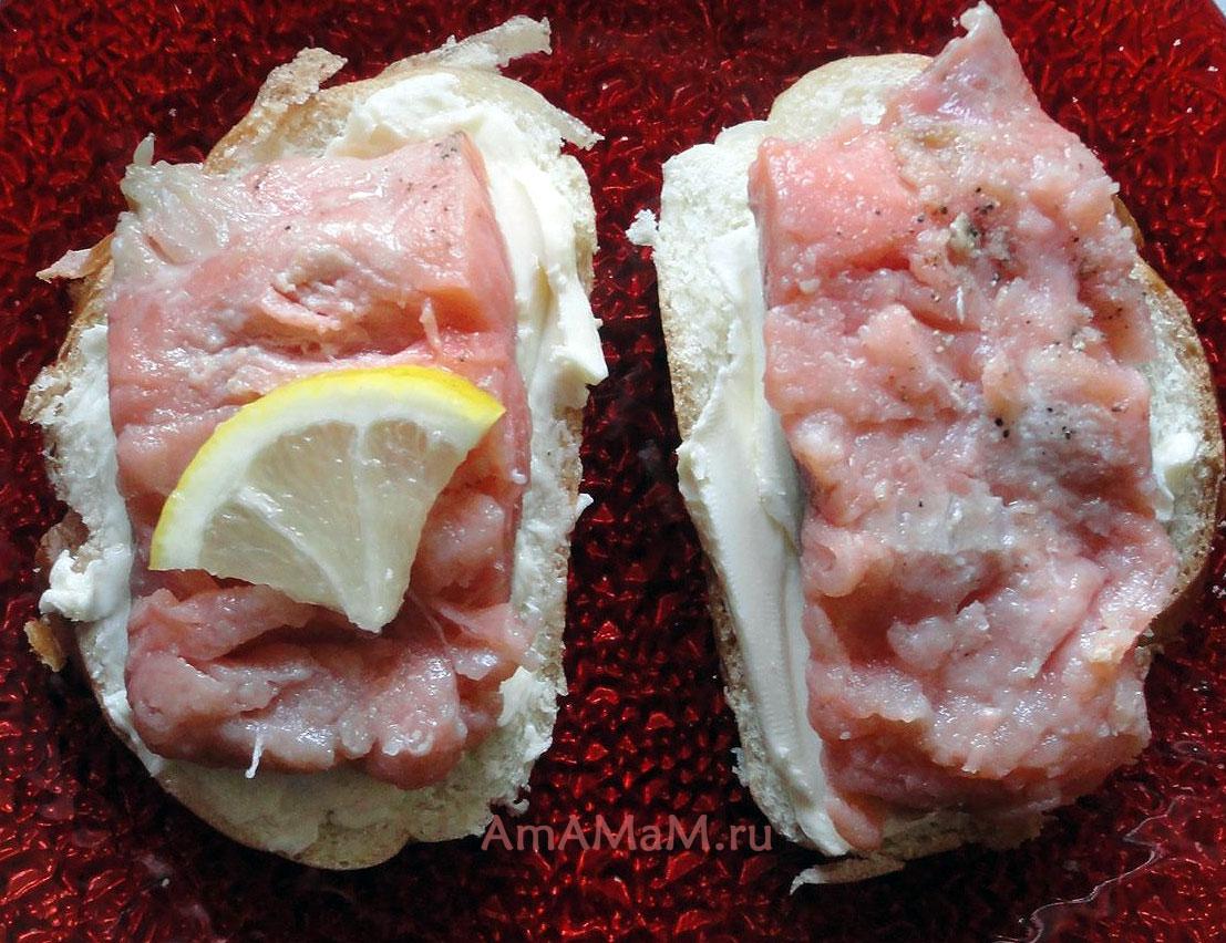 рецепт зосола малосольной рыбы