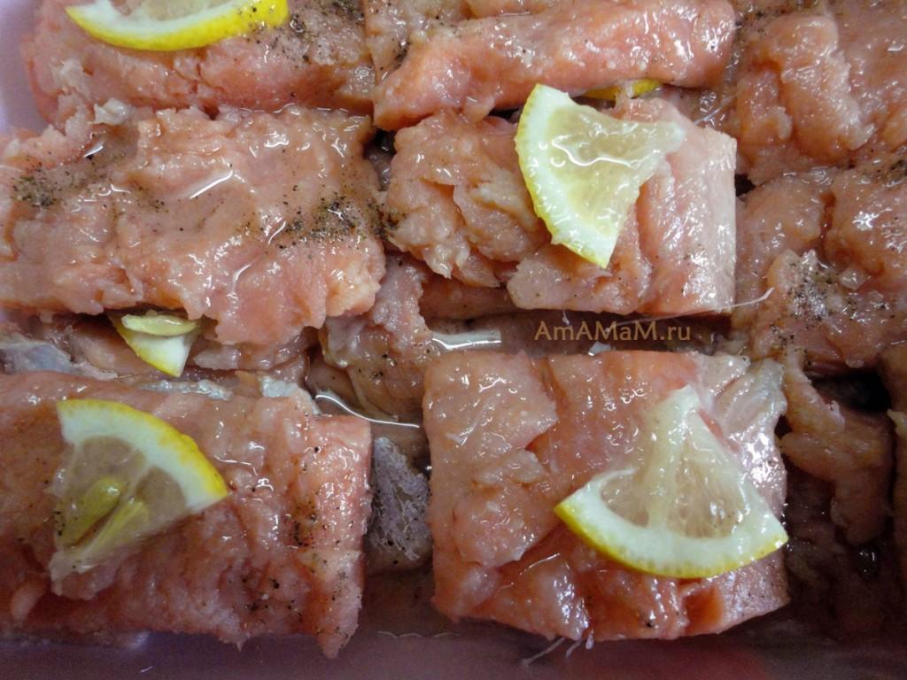 Рецепт домашнего посола красной рыбы