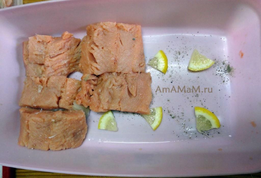 Рецепт засолки рыбы голец в домашних условиях - ЗНАТНЫЙ ПЛОТНИК