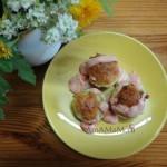 Рецепт кабачков в виде стаканчиков и фото