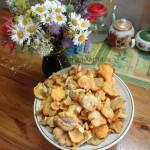Лисички- рецепты блюд