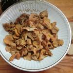 Рецепты лисичек