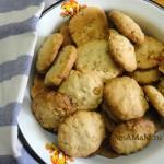 Вкусная домашняя выпечка - овсяное печенье