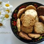 Как испечь печенье с овсяными хлопьями