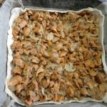 Что положить в грибную начинку - рецепт начинки и фото