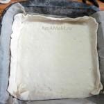 Способ приготовления пирога с грибами - рецепт с начинкой из лисичек