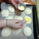 Чем смазать пирожки - яйцо
